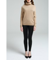 T/neck Raglan Cashmere Sweater